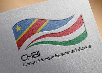 CHBI logó tervezés