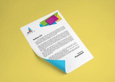 euszintech-levelpapir