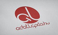 adatlopás logó tervezés