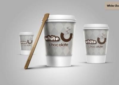 White Chocolate arculat tervezés