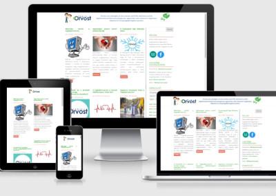 foglaljorvost.hu blog tervezés