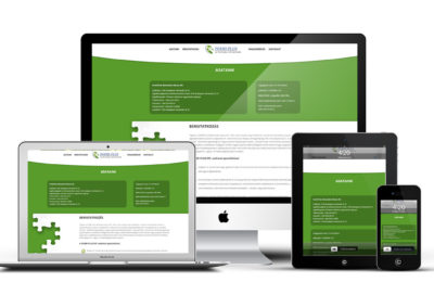 Forbi Plus mobilra optimalizált weboldal készítés