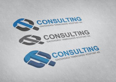 TQConsulting logó tervezés