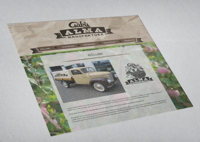 csakisalma_webdesign